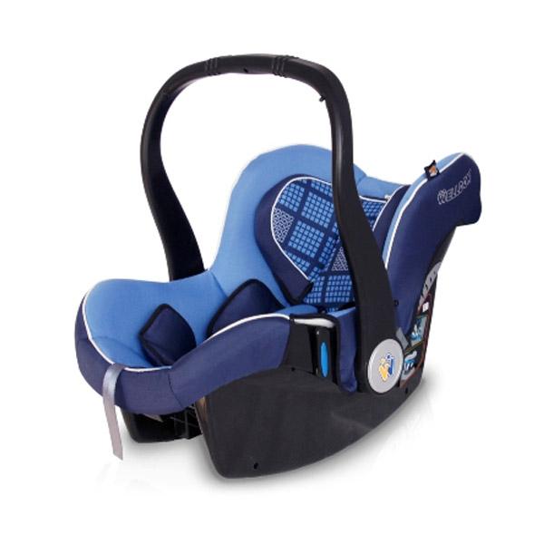 Автокресло Welldon Diadem IsoFix Blue