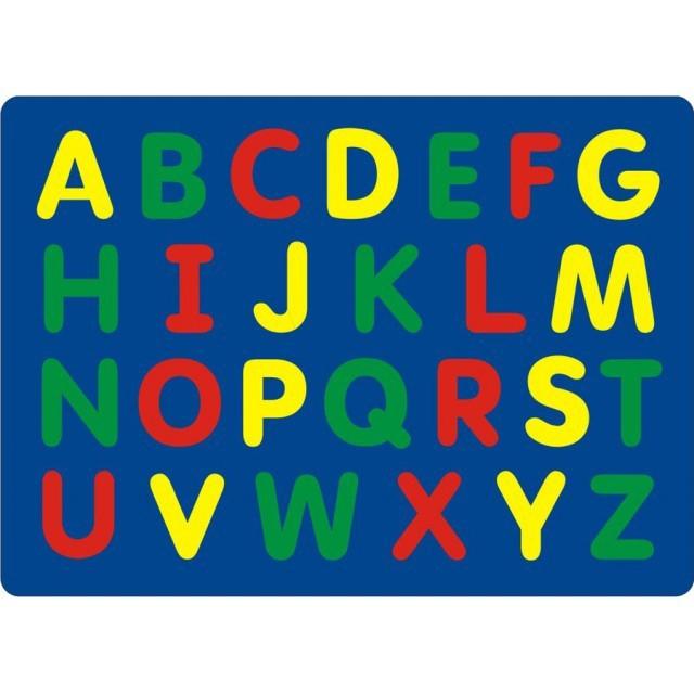 Мозаика мягкая Флексика Английский алфавит<br>
