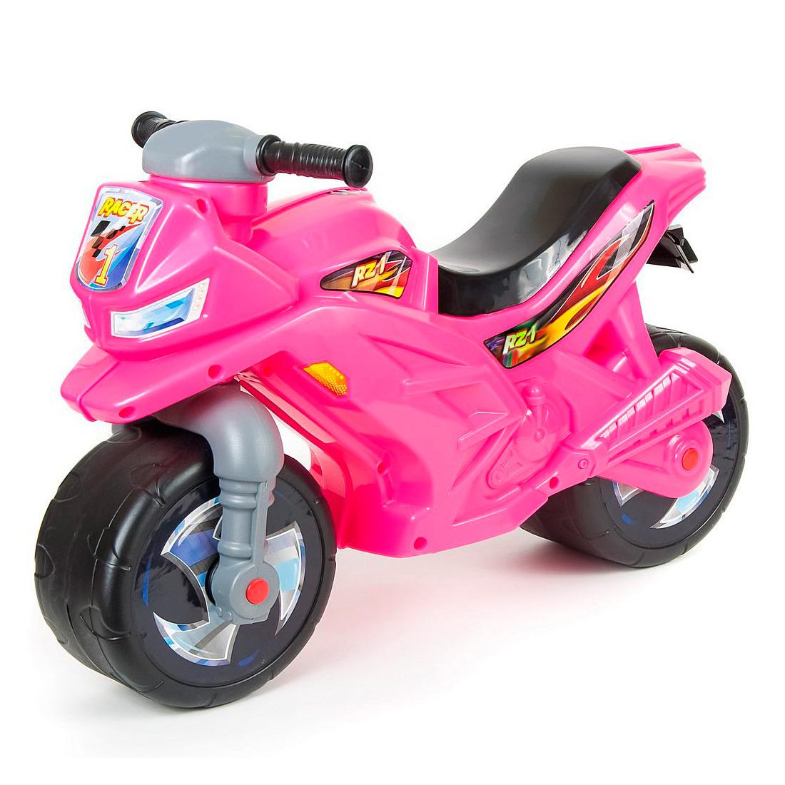 Каталка-беговел RT Racer RZ 1 ОР501 Розовый<br>