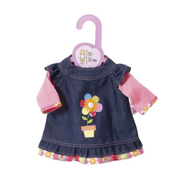Одежда для кукол Zapf Creation Baby Born Платье