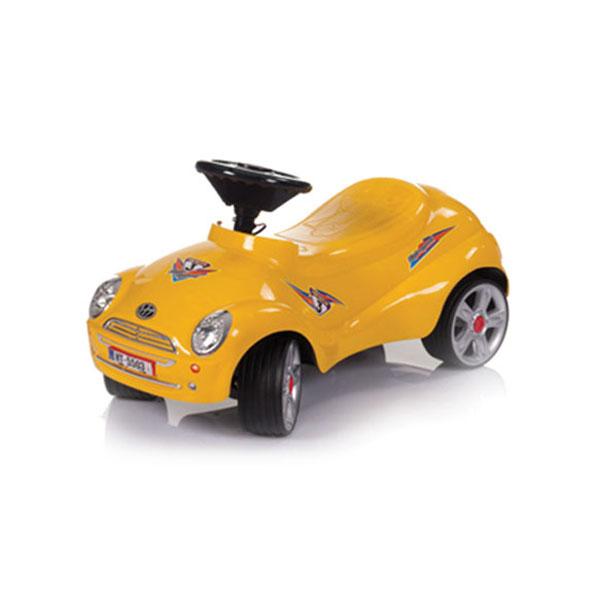 Каталка Jetem Mini Желтая
