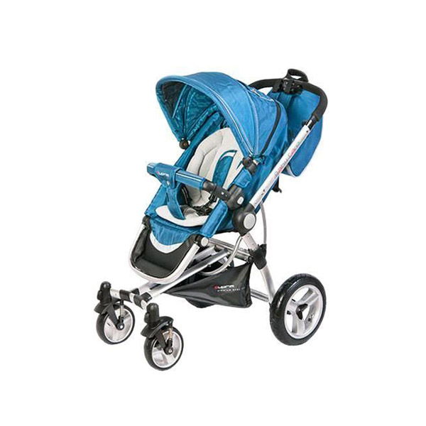Коляскa Baby Care Suprim Solo blue<br>