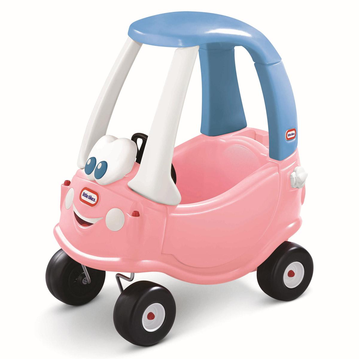 Каталка Little Tikes Машинка розовая<br>