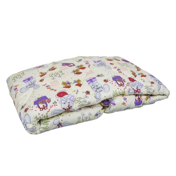 Одеяло Папитто стеганое 110х140 файбертек