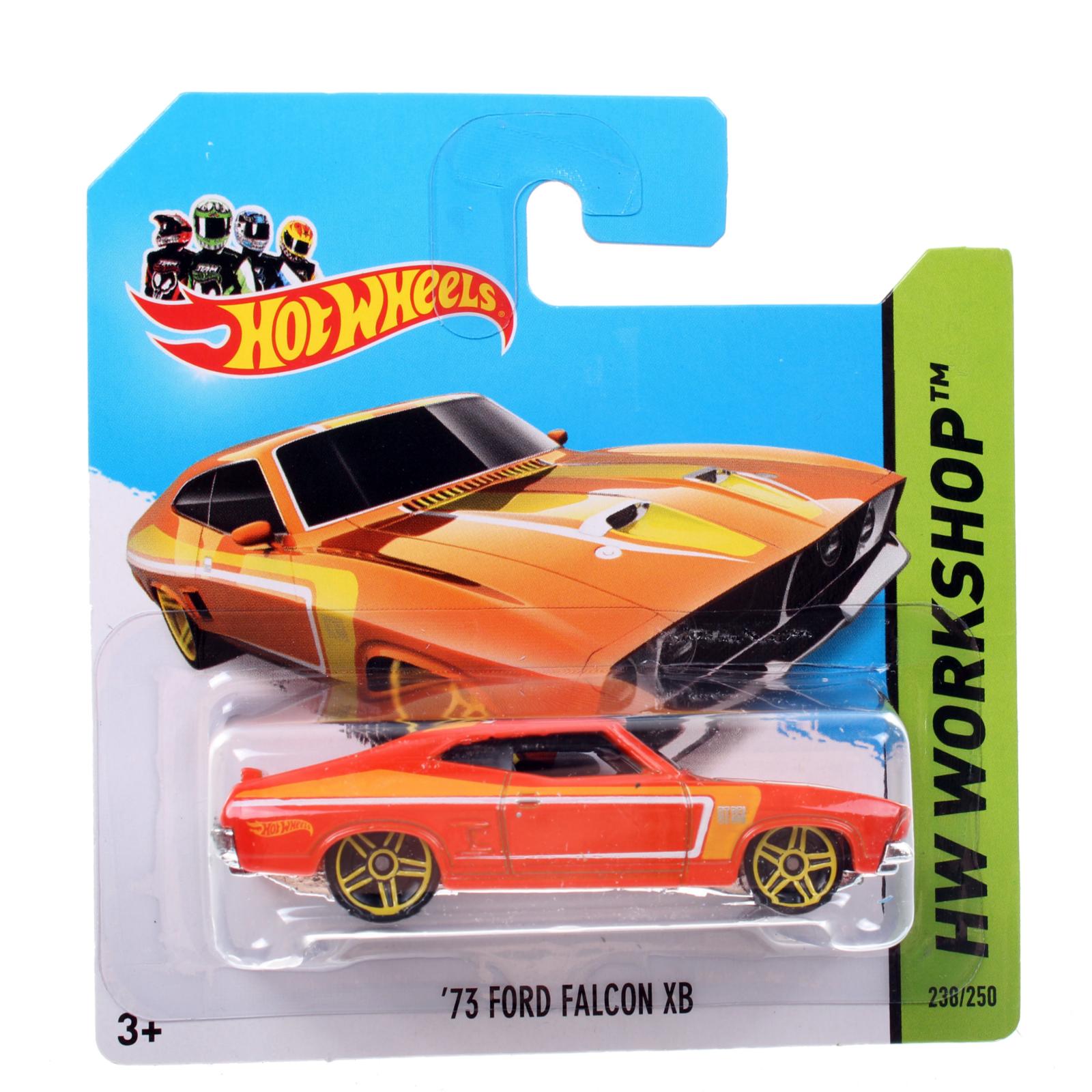 ������� Hot Wheels 73 Ford Falcon XB