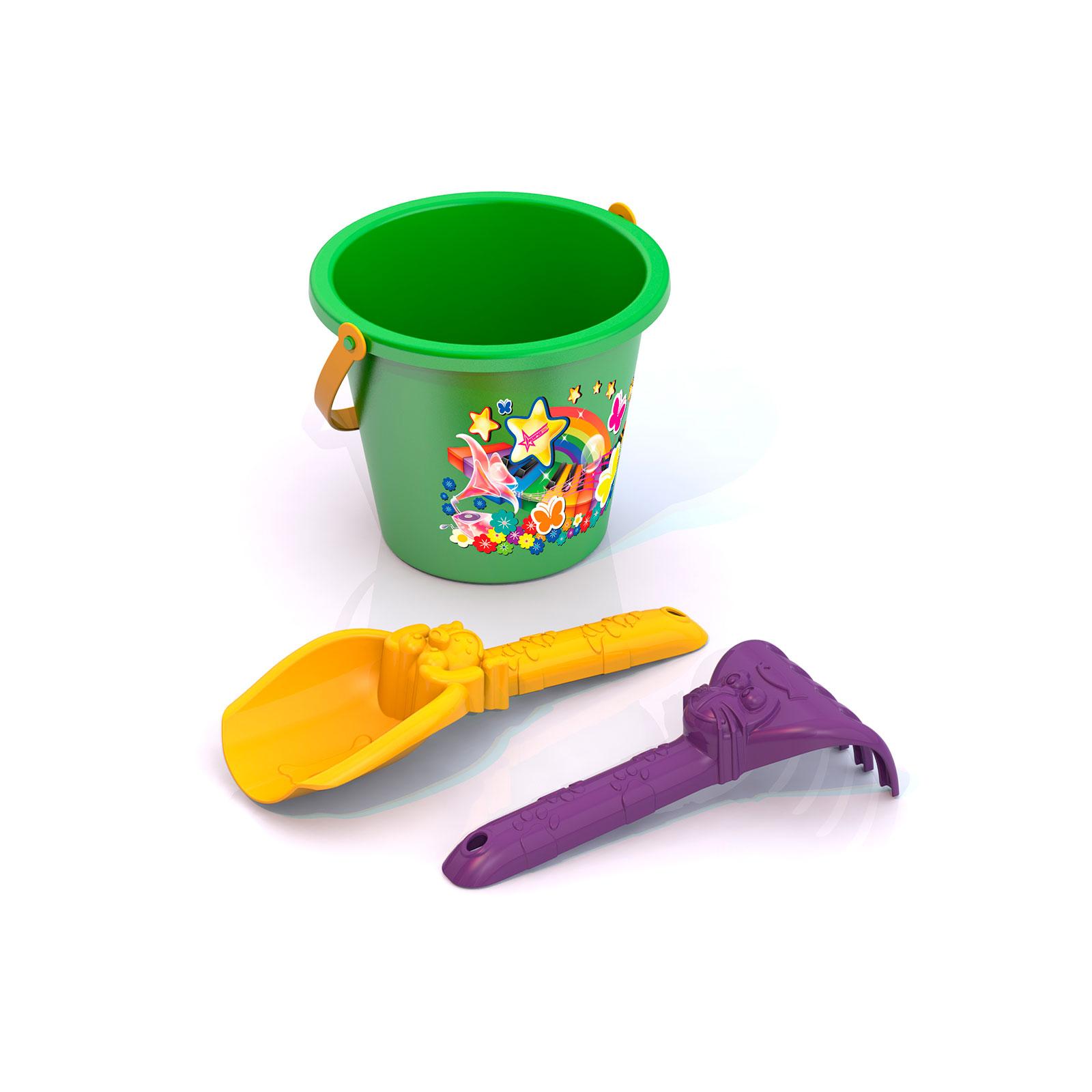 Игрушки для песочницы НОРДПЛАСТ Набор для песка №75<br>