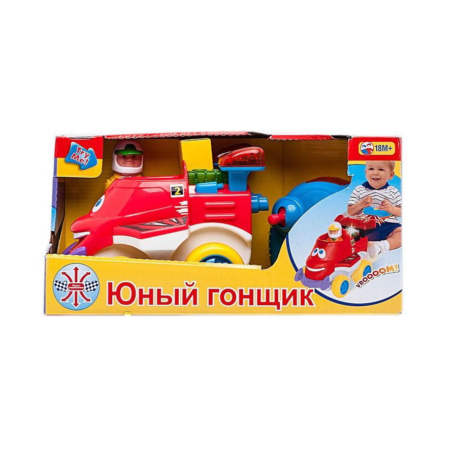 Развивающая игрушка Kiddieland Забавный автомобильчик на радио управлении<br>