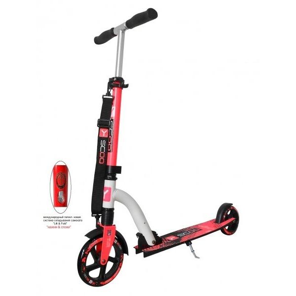 ������� Y-Scoo Slicker � ������������� Red Neon