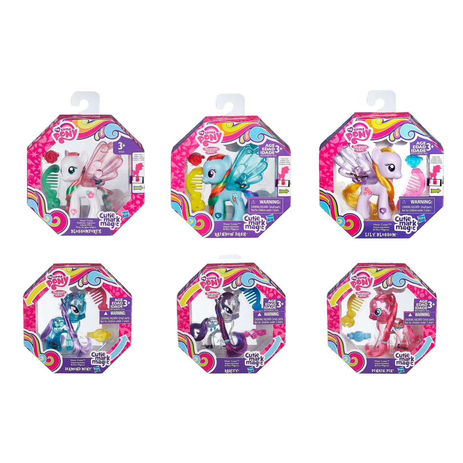 Кукла My Little Pony Пони с блестками<br>