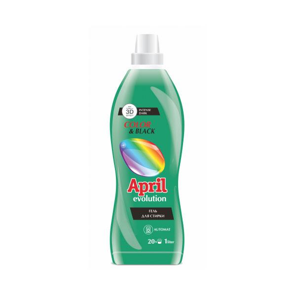 ���� ��� ������ ����� April Evolution 1 � �olor&black