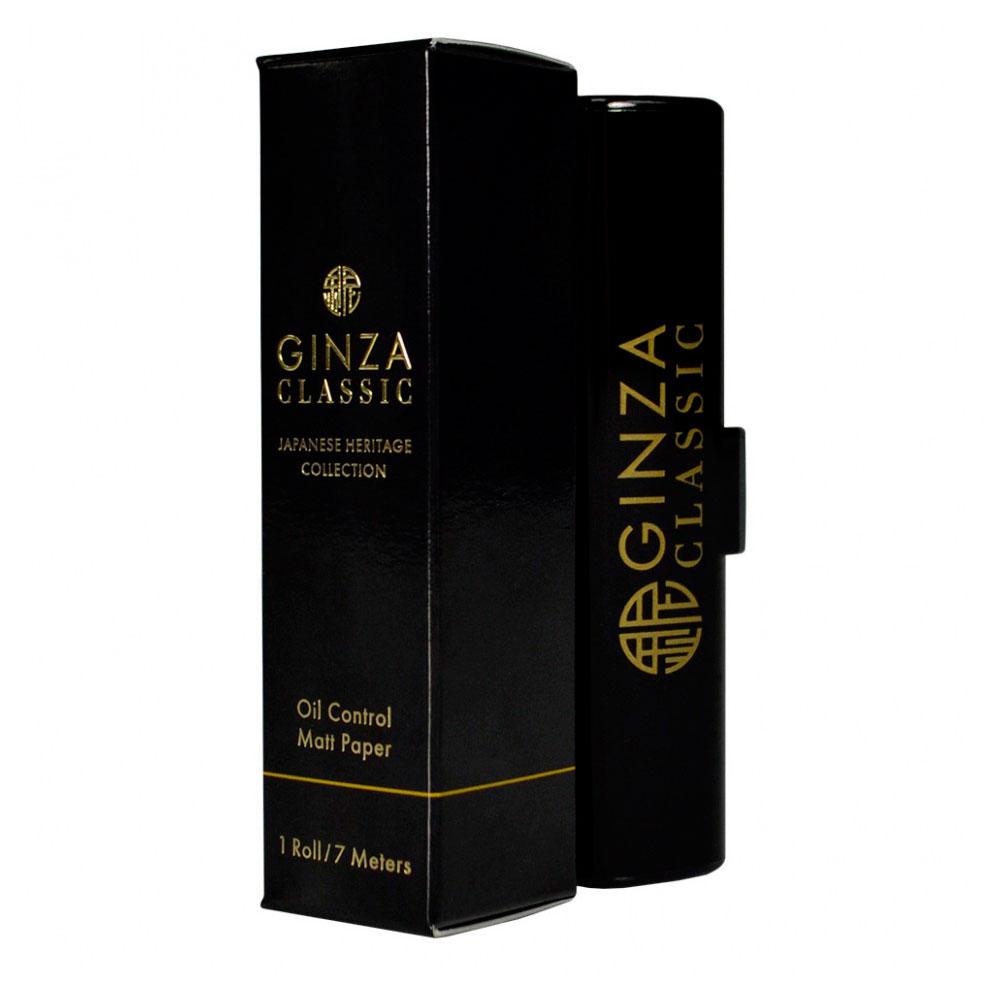 Салфетки матирующие Ginza Classic (7 метров)<br>