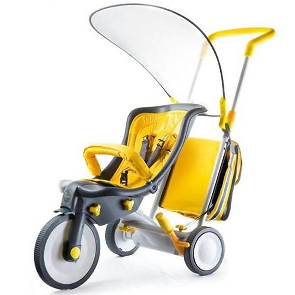 Велосипед Italtrike 3 в 1 Evolution Желтый<br>