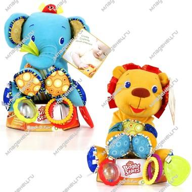 Развивающая игрушка Bright Starts Море удовольствия - Слонёнок с 0 мес.