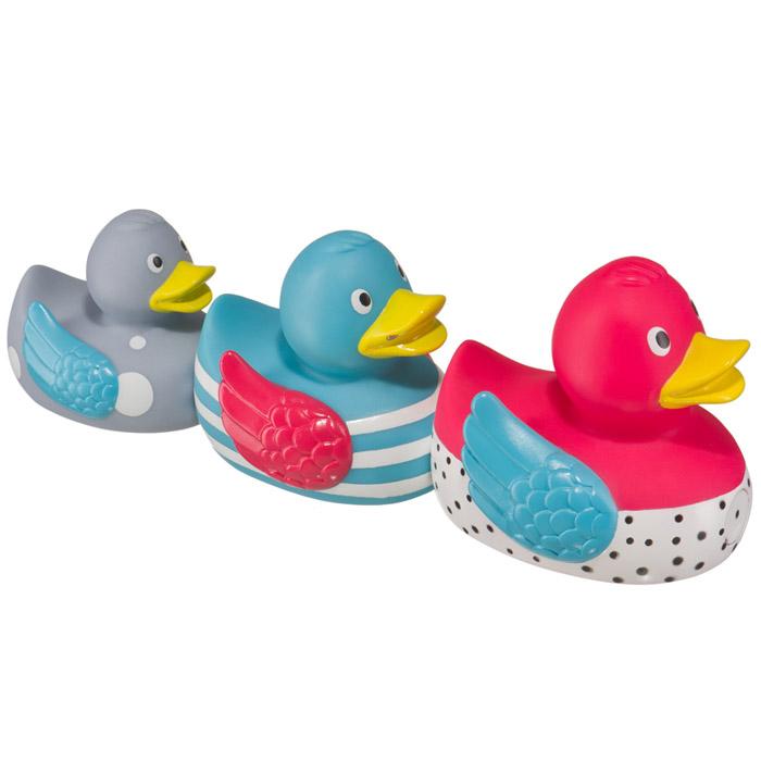 Набор игрушек Happy Baby для ванной FUNNY DUCKS<br>