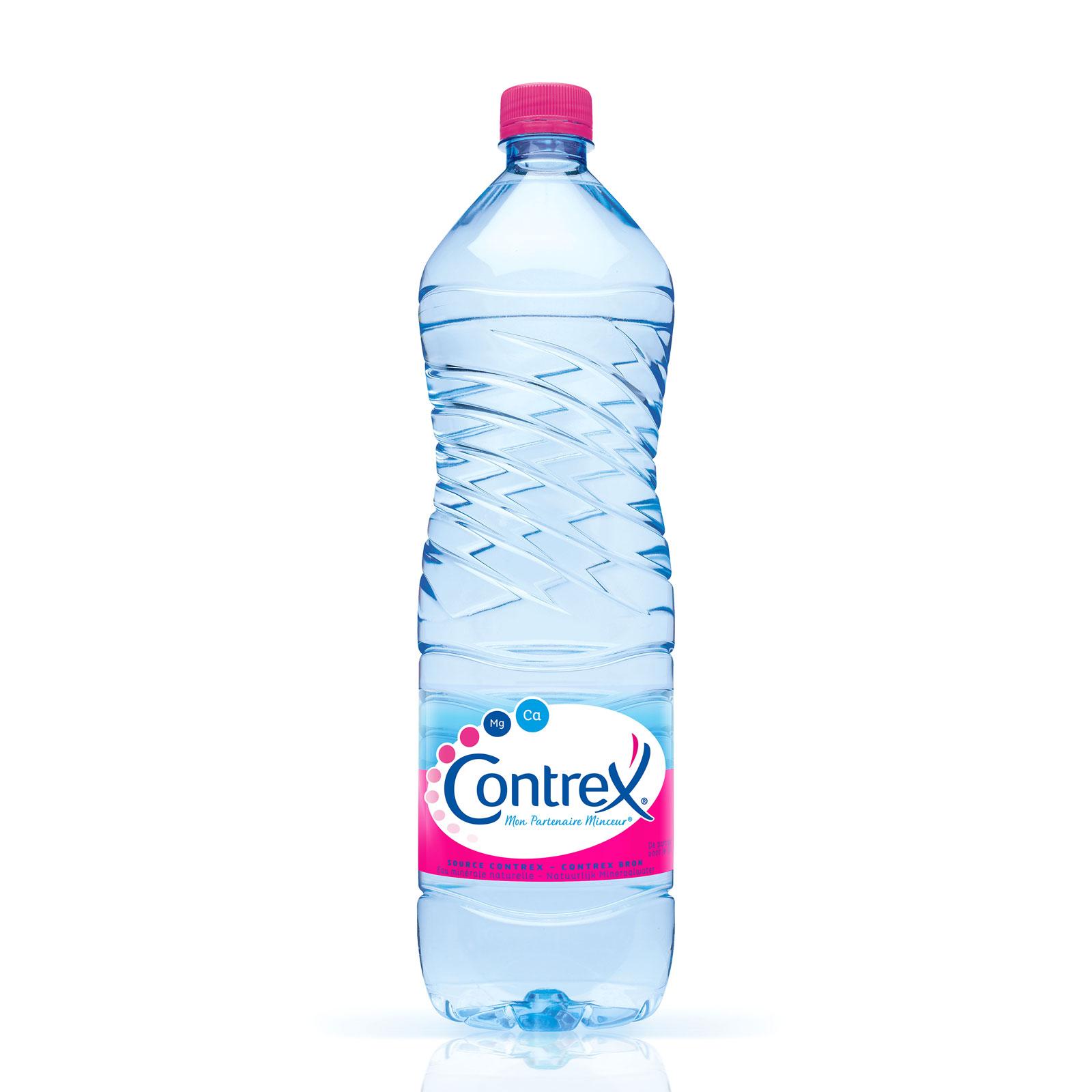 Вода Contrex Негазированная 1,5 л (пластик)<br>