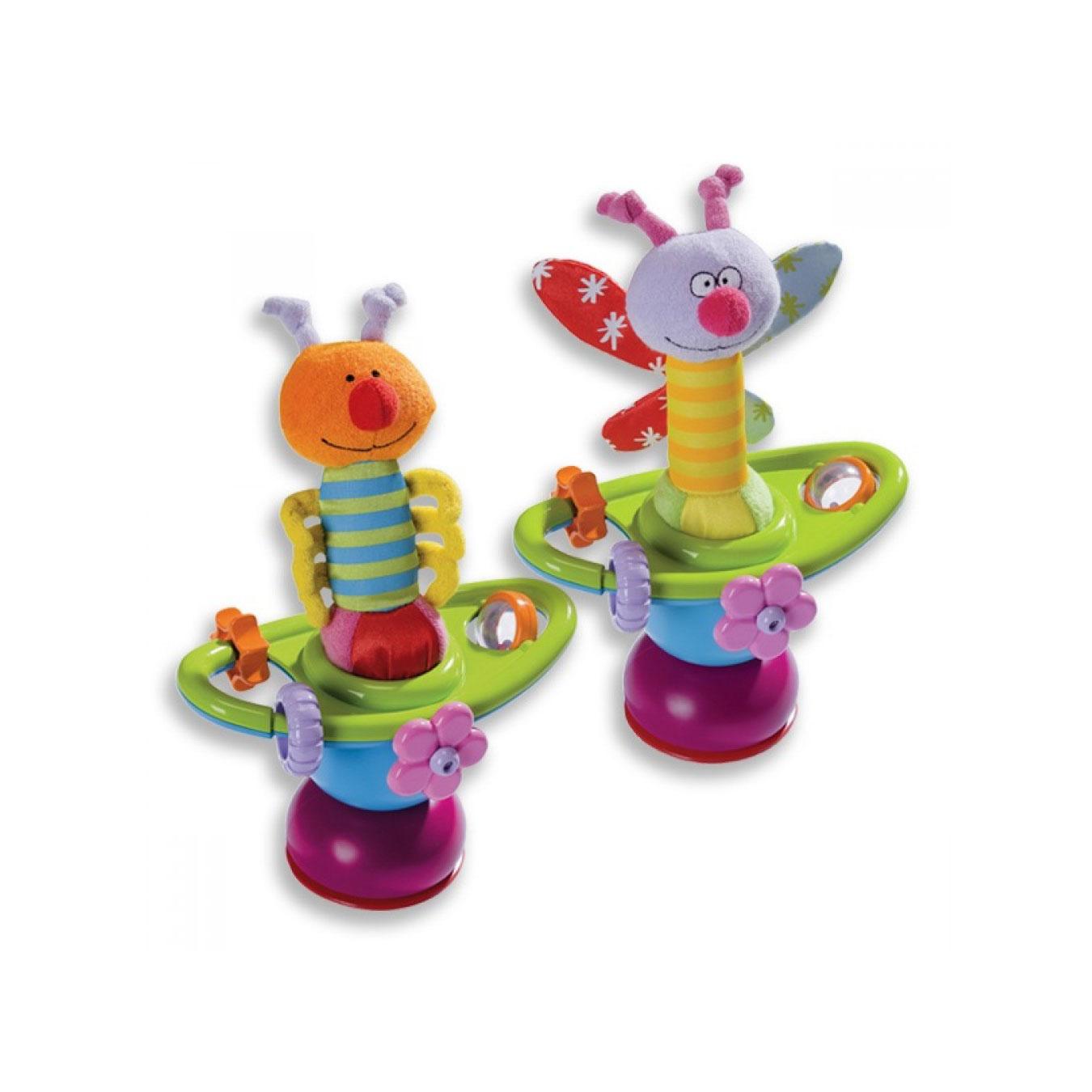 Развивающая игрушка Taf Toys Карусель на присоске<br>