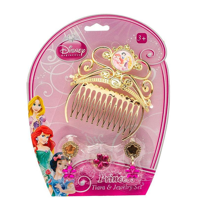 Игровой набор Boley С 3-мя мини-украшениями серия Принцессы<br>