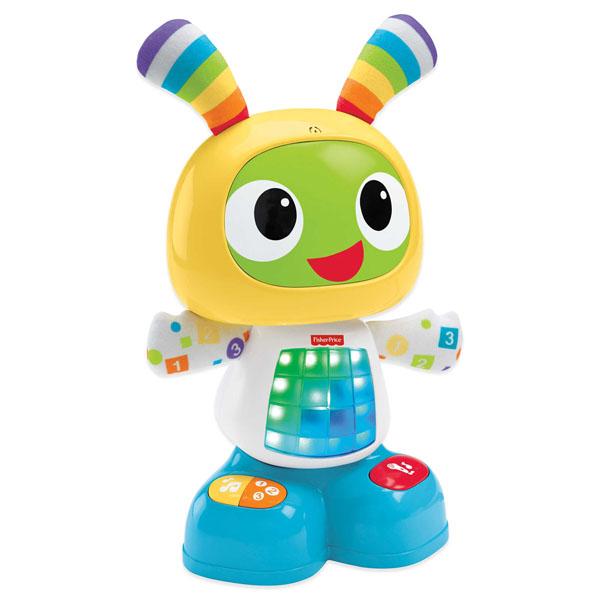 Развивающая игрушка Fisher Price Обучающий робот Бибо<br>