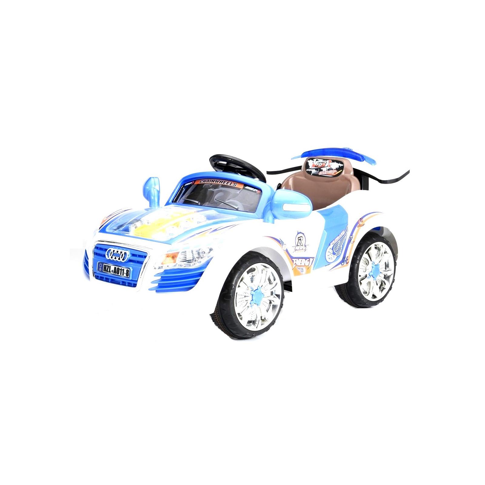 Электромобиль RT В 021-2 с пультом Синий