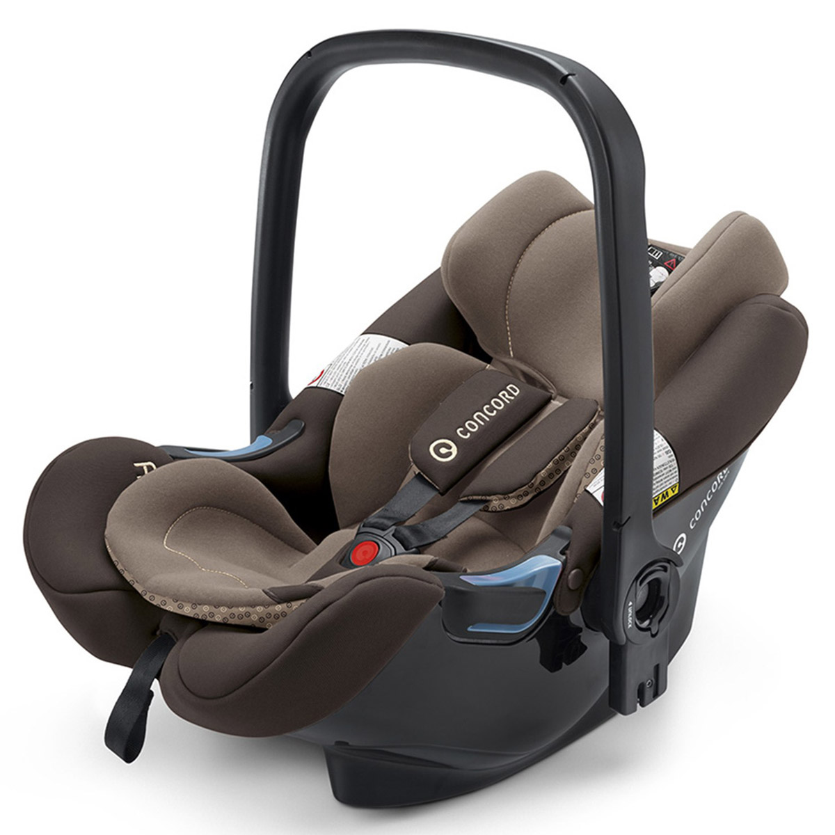 ���������� Concord Air Safe + Clip Chocolate Brown