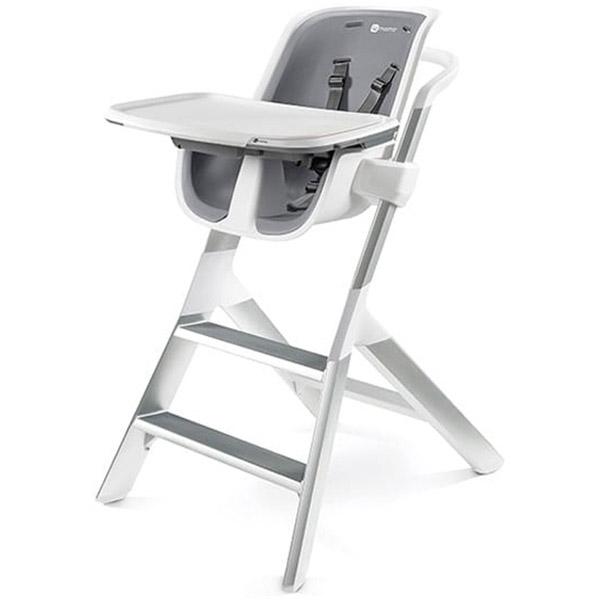 Стульчик для кормления 4moms High-chair Белый/серый<br>