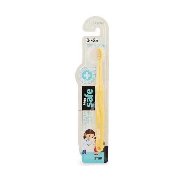 Зубная щетка CJ Lion Kids Safe с нано-серебряным покрытием №1<br>