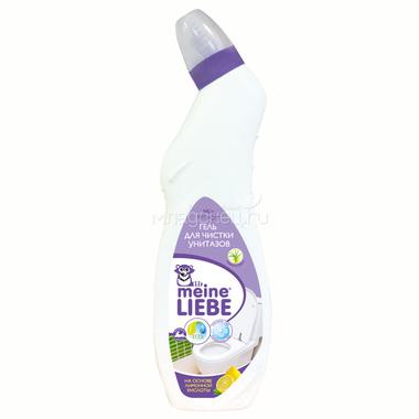 Средства Meine Liebe для уборки помещений 750 мл. Гель для чистки унитаза