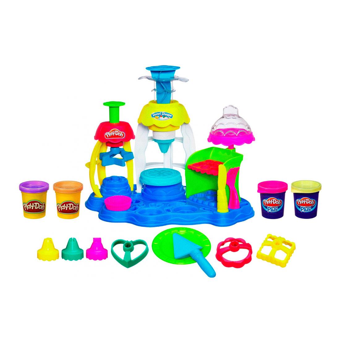 Набор для лепки Play-Doh Фабрика пирожных<br>
