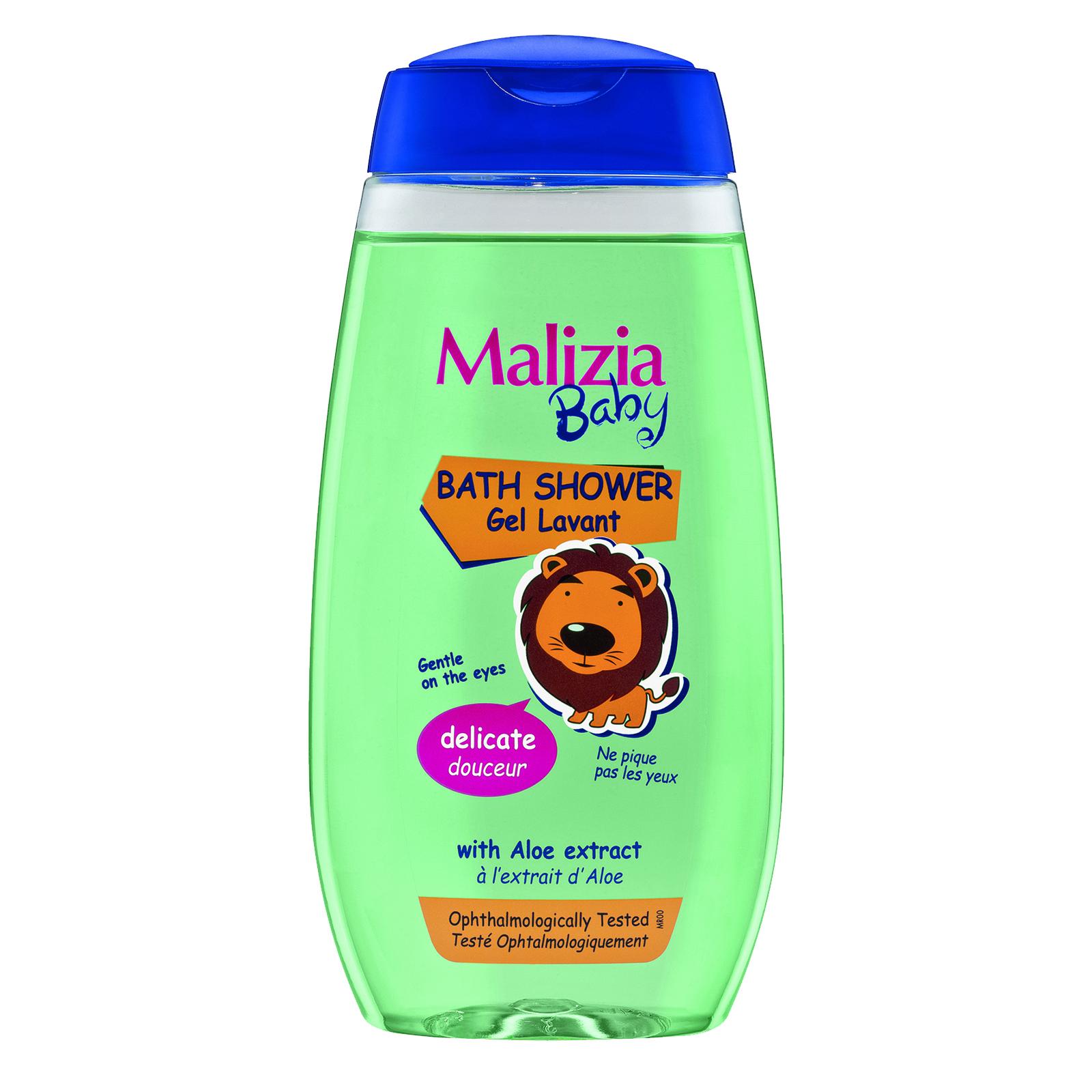 Гель для душа Malizia Baby 300 мл<br>