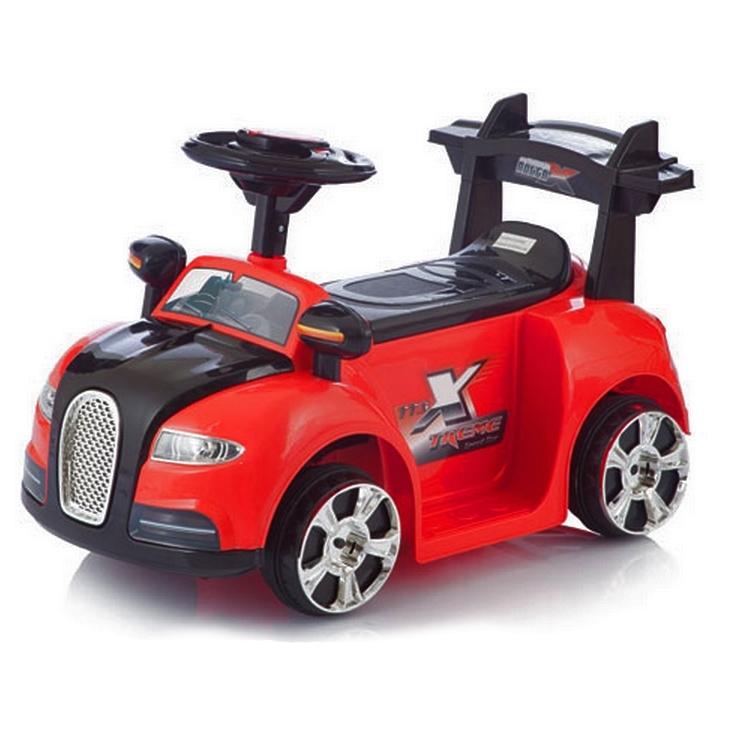 Электромобиль Jetem Bugatti Красный<br>