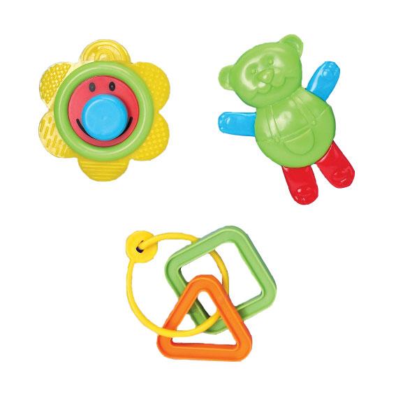 Погремушка Fun Tim с шариками (3 вида)<br>