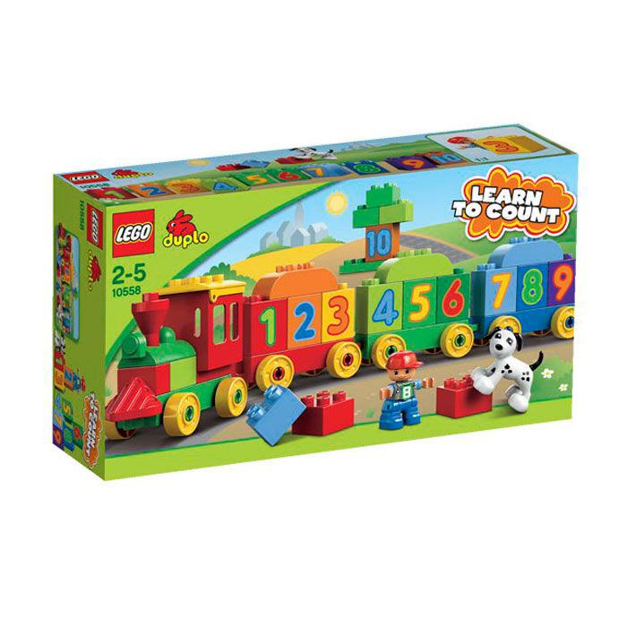 Конструктор LEGO Duplo 10558 Считай и играй<br>
