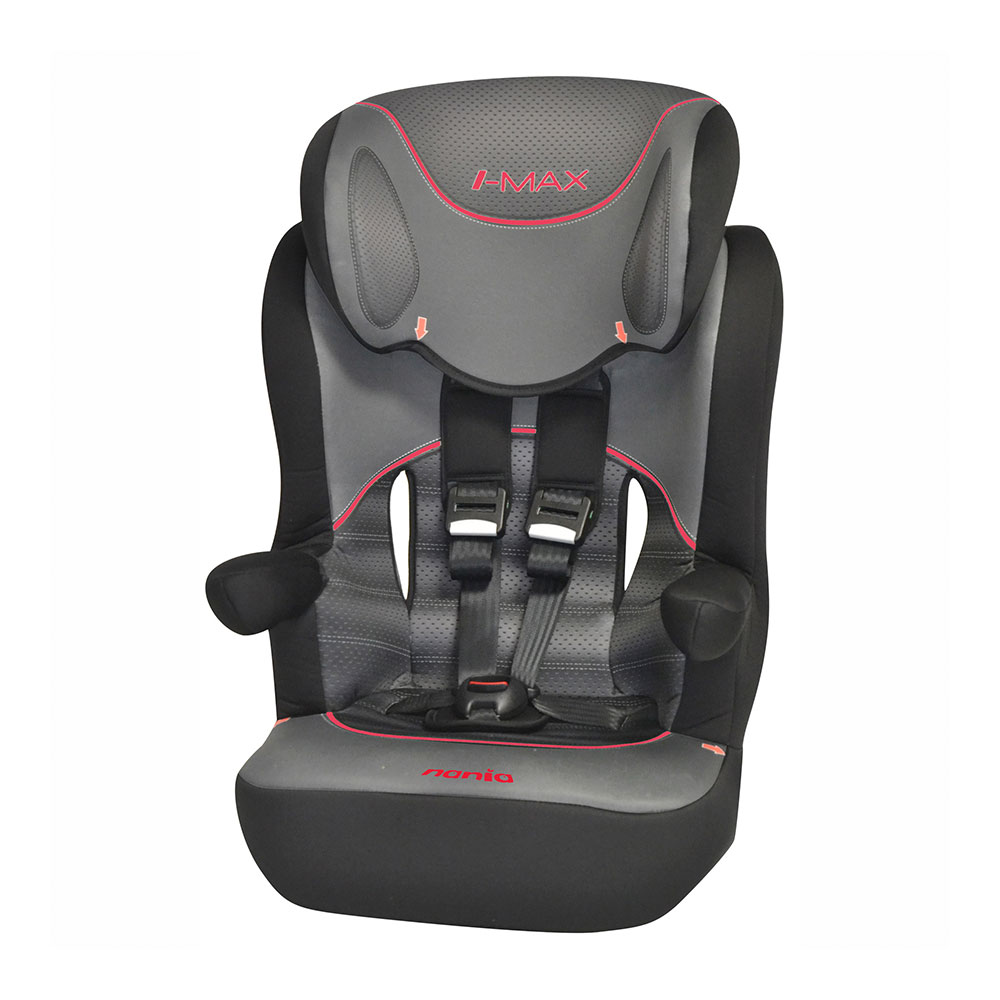 Автокресло Nania I-Max Sp 9-36кг Graphic Red First Shadow/Red<br>