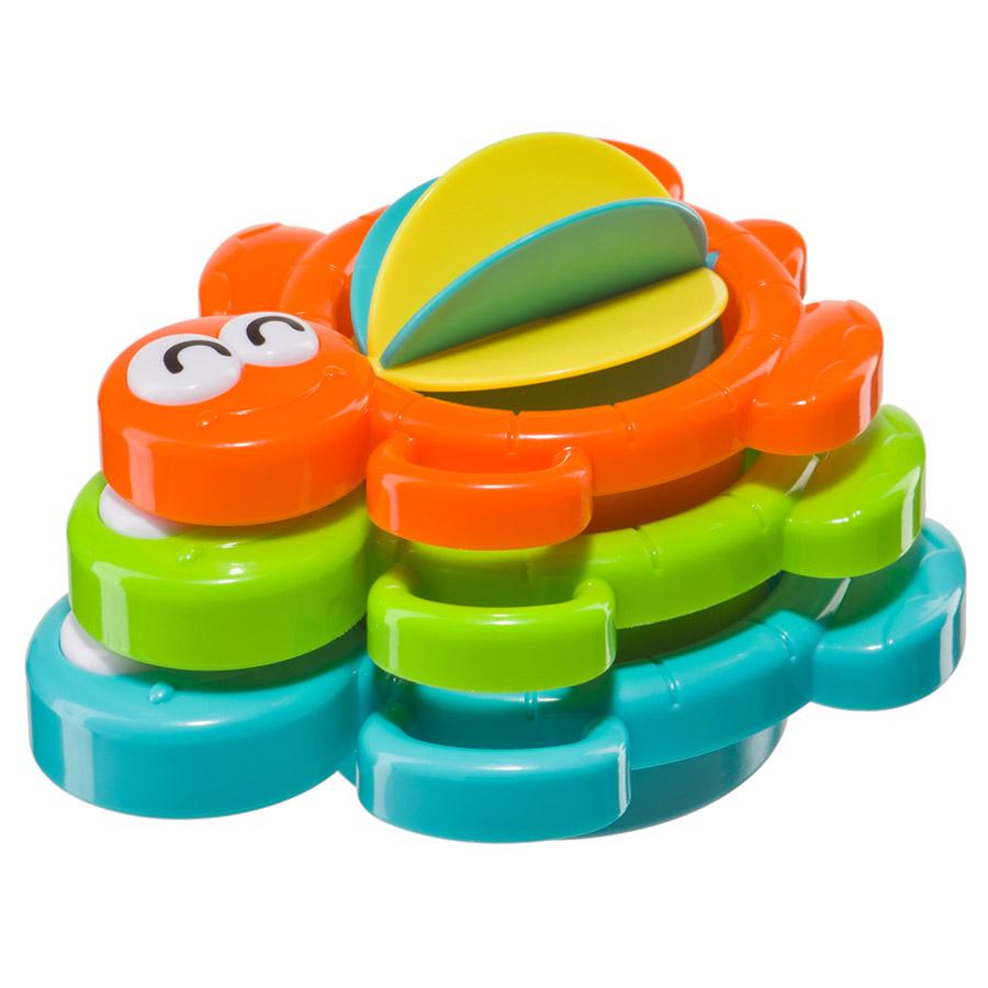 Набор игрушек Happy Baby для ванной AQUA TURTLES<br>