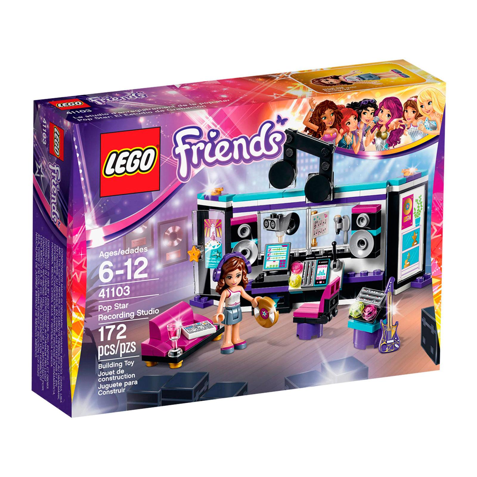 ����������� LEGO Friends 41103 ��� ������: ������ �����������
