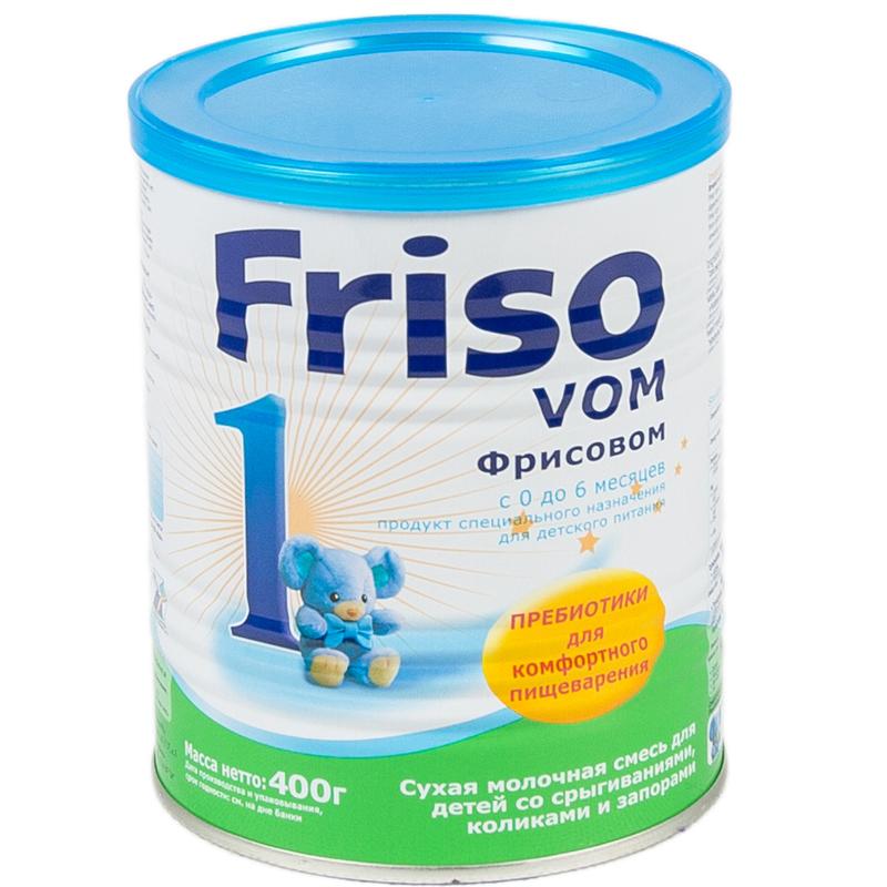 Заменитель Friso Фрисовом 400 гр №1 (с 0 мес)<br>