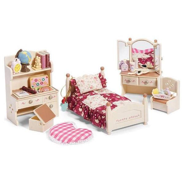 Мебель и аксессуары Sylvanian Families Детская комната, бежевая<br>