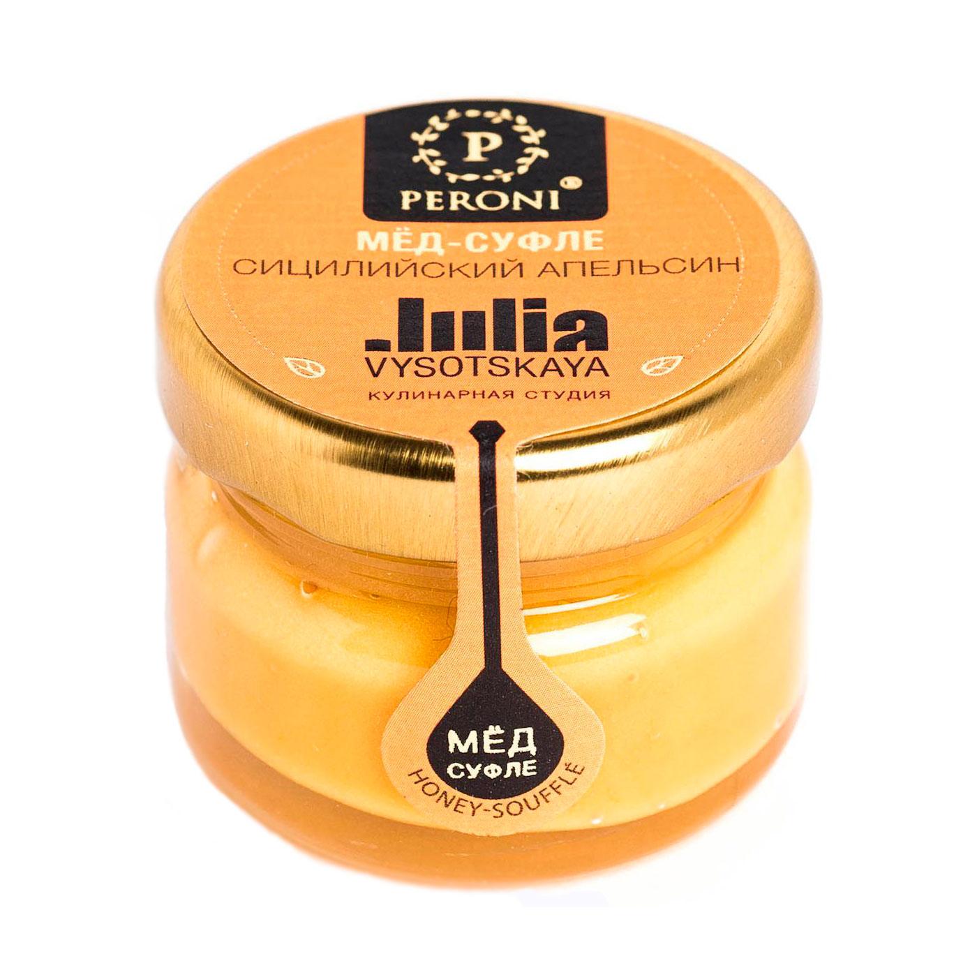 Мёд-суфле Peroni Honey 30 мл Сицилийский апельсин (маленькая)<br>