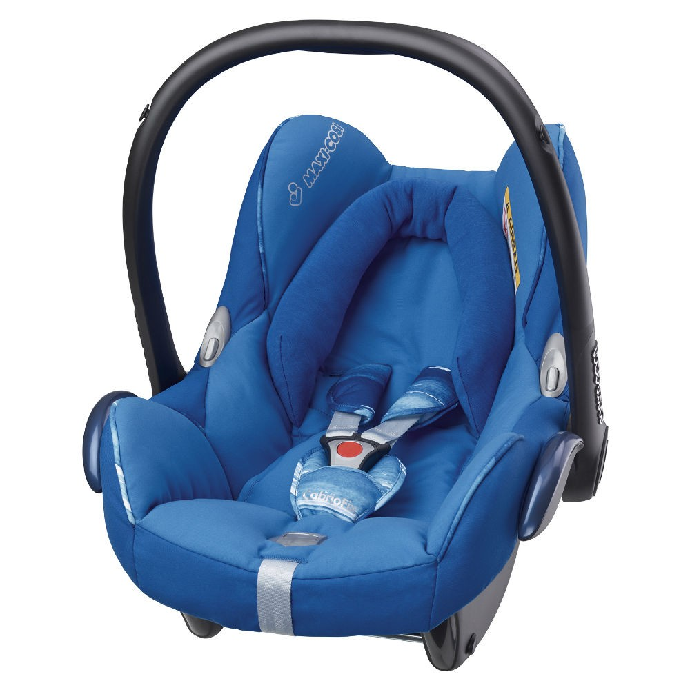 Автокресло Maxi-Cosi CabrioFix Watercolour Blue<br>