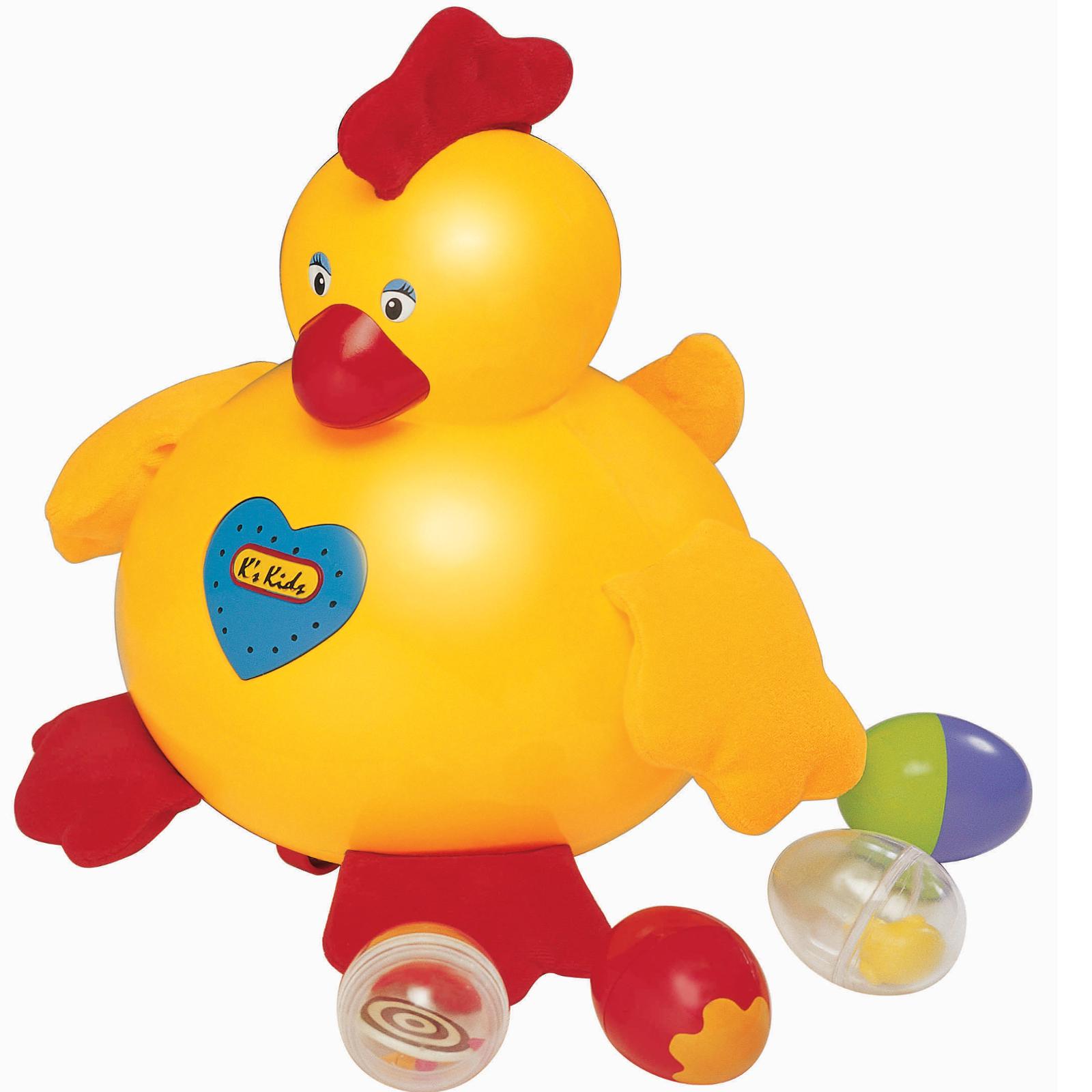 Развивающая игрушка K&amp;#039;s Kids Курица-несушка<br>