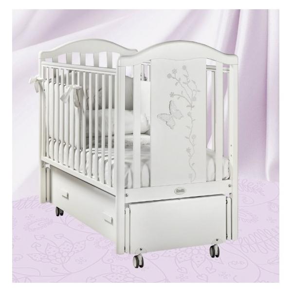 Кровать детская Feretti Privilege Bianco/White-Swing<br>