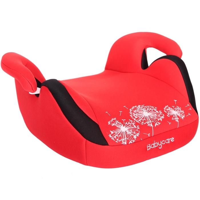 Бустер Baby Care BC-311 Люкс Баги Красный<br>