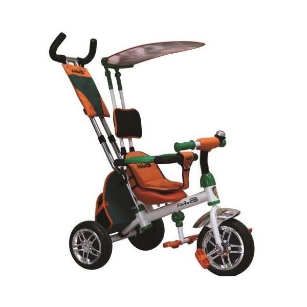 Велосипед Navigator Lexus Trike трехколесный Сафари Оранжевый<br>