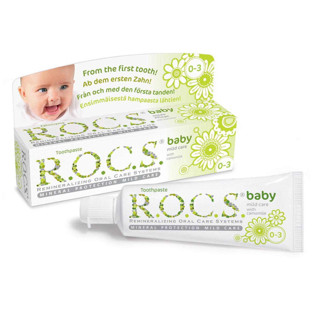 ������ ����� R.O.C.S. Baby 45 �� �������� ������� � 0 ���