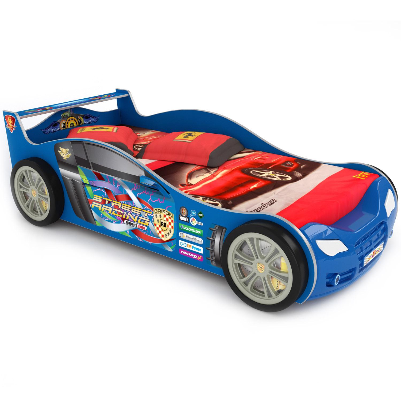 Кровать-кроссовер Grifon Style RХ800 Синий<br>