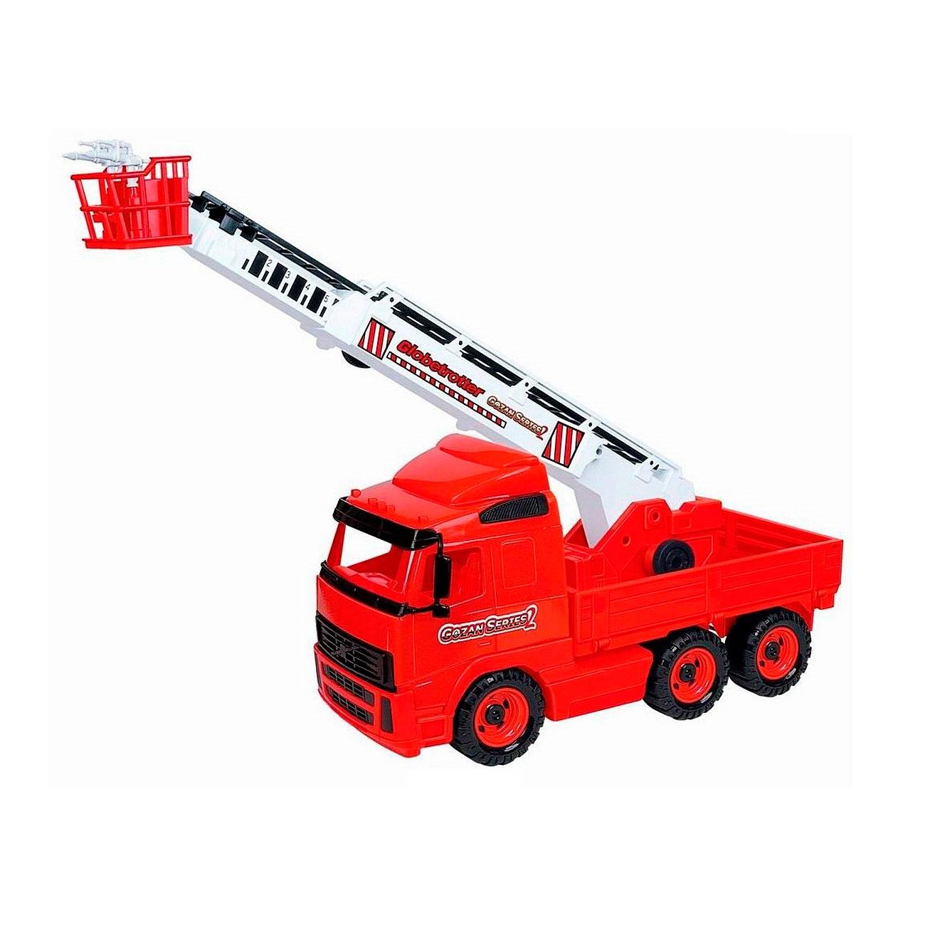 Автомобиль Wader Пожарный с краном 8787<br>