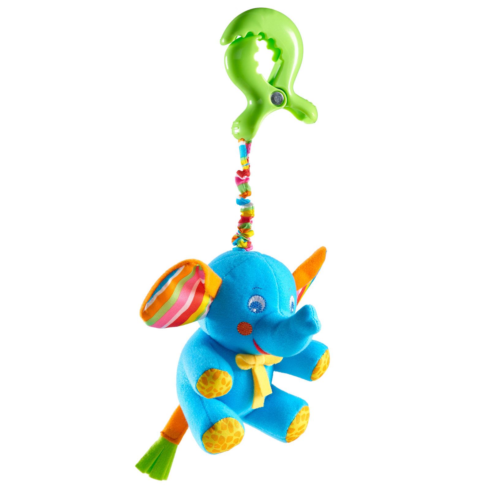Развивающая игрушка Tiny Love Слоненок Элл с 0 мес.<br>