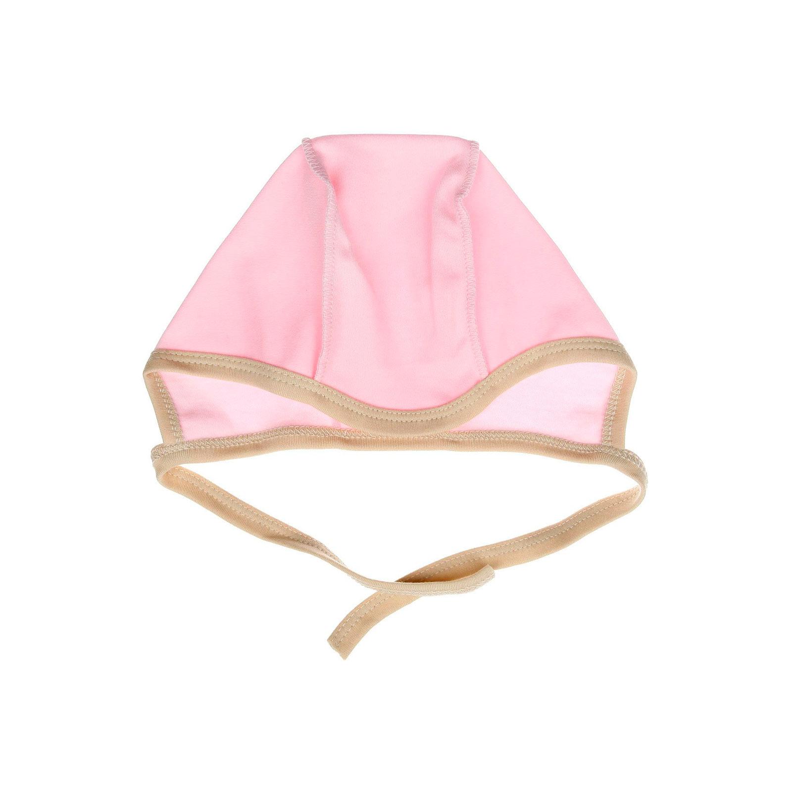 Чепчик Котмаркот Зайкина любовь размер 44 розовый<br>