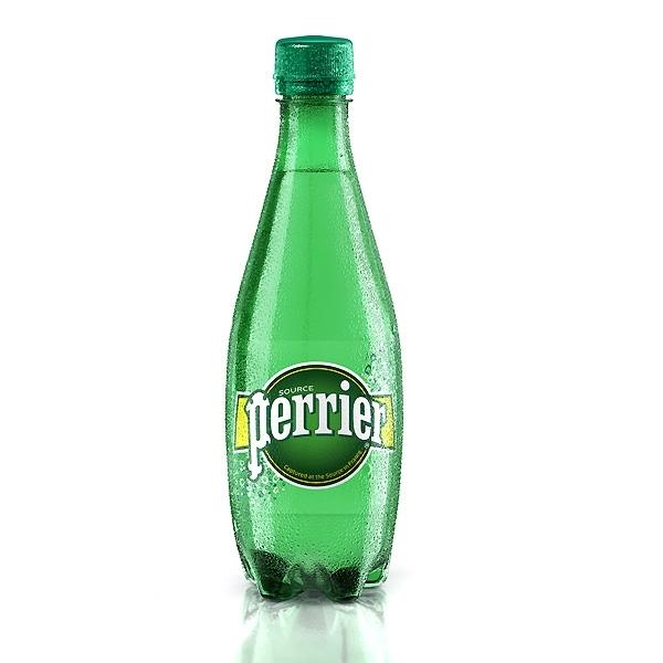 Вода Perrier Перье Газированная 0,5 л (пластик)<br>