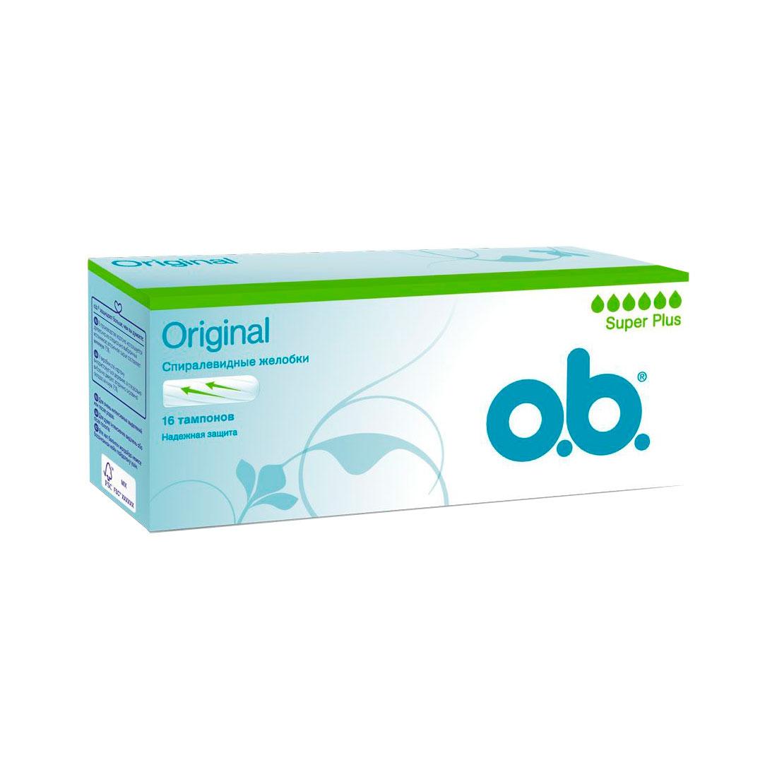 ������� o.b. Original ����� ���� 16 ��